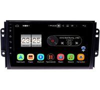 Chery Tiggo 3 2014-2021 LeTrun PX409-9075 на Android 10 (4/32, DSP, IPS, с голосовым ассистентом)