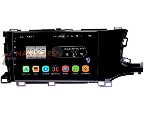 Honda Shuttle II 2015-2021 LeTrun PX409-9232 на Android 10 (4/32, DSP, IPS, с голосовым ассистентом)
