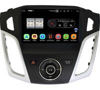 Ford Focus III 2011-2018 (тип 3) LeTrun PX409-9347 на Android 10 (4/32, DSP, IPS, с голосовым ассистентом)