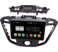Ford Tourneo Custom 2012-2021, Transit Custom 2013-2021 (для любой компл.) LeTrun PX409-Tour-Cust на Android 10 (4/32, DSP, IPS, с голосовым ассистентом)