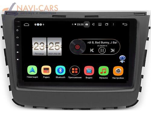 SsangYong Rexton IV 2017-2021 LeTrun PX409-9-789 на Android 10 (4/32, DSP, IPS, с голосовым ассистентом)