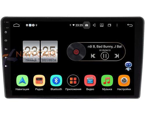 Hyundai Grandeur IV 2005-2011 LeTrun PX409-9-263 на Android 10 (4/32, DSP, IPS, с голосовым ассистентом)