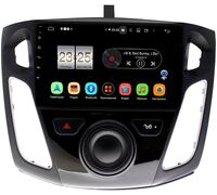 Ford Focus III 2011-2020 LeTrun PX409-9065 на Android 10 (4/32, DSP, IPS, с голосовым ассистентом)