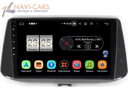 Hyundai i30 III 2017-2018 LeTrun PX409-9-071 на Android 10 (4/32, DSP, IPS, с голосовым ассистентом)