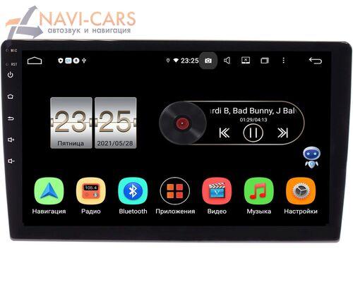 1 DIN 9 дюймов LeTrun PX409 на Android 10 (4/32, DSP, IPS, с голосовым ассистентом)