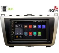 Mazda 6 (GH) 2007-2012 LeTrun 1968-RP-MZ6C-115 Android 6.0.1 7 дюймов (4G LTE 2GB)