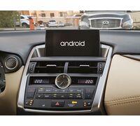 Navitouch NT3335 для Lexus NX, RX, IS, ES на Android 6.0
