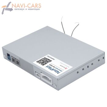 Навигационный блок Navitouch NT3355 для Toyota Land Cruiser 200 Lexus GX LX на Android 6.0