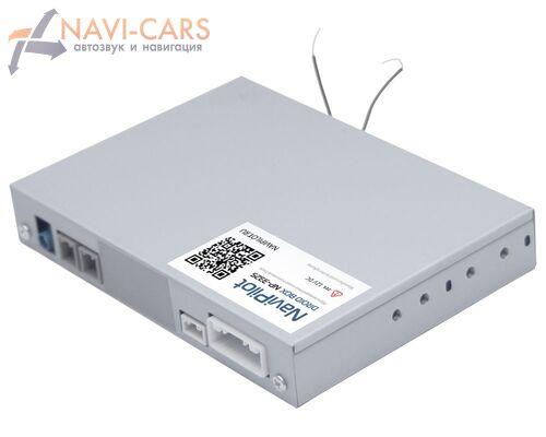 Navitouch NT3355 для Toyota Land Cruiser 200 Lexus GX LX на Android 6.0