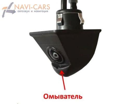 Универсальная камера заднего вида со встроенным омывателем