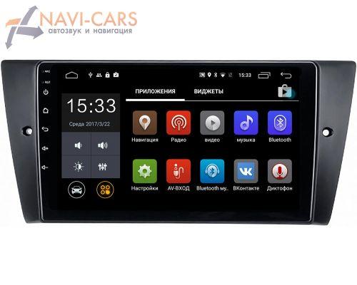 Parafar для BMW 3 (E90, E91, E92, E93), 1 (E81, E82) на Android 8.1 (PF397LTX)