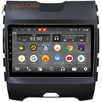 Штатная автомагнитола Parafar для Ford Edge II 2015-2018 на Android 8.1.0 (PF100K)