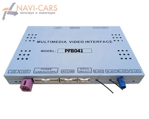 Мультимедийный навигационный блок Parafar PFB041 для Chevrolet, Cadillac, GMC, Opel, Buick