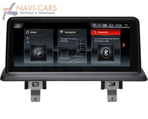 Parafar для BMW 3 (E90, E91, E92, E93), 1 (E81, E82) CIC на Android 9 (PF8271i)