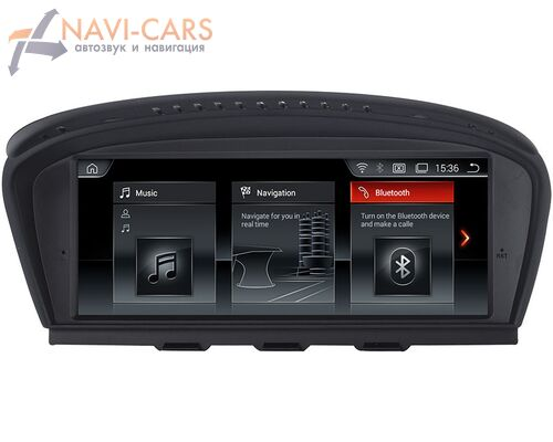 Parafar для BMW 5 (E60, E61, E62), 6 (E63, E64), 3 (E90, E91, E92) CCC на Android 9 (PF8210i)