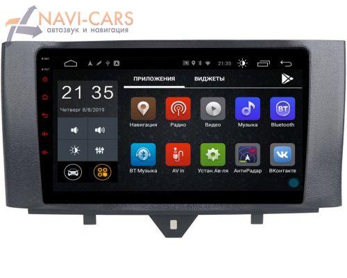 Parafar для Mercedes Smart Fortwo II 2007-2015 на Android 8.1 (PF215LTX)