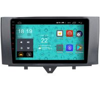 Parafar 4G/LTE для Mercedes Smart Fortwo II 2011-2015 на Android 7.1.1 (PF215)