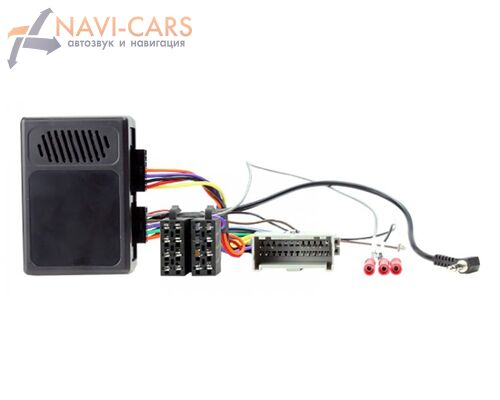 Connects2 CTSCV007.2 адаптер кнопок на руле для Chevrolet 2002-2013 (комплектаций со штатным усилителем Bose)