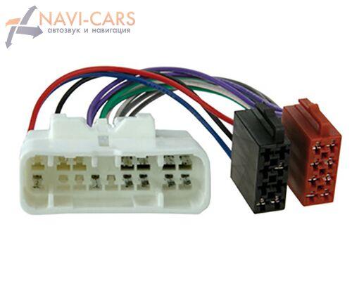 ISO-переходник Intro IC-CVTB для Chevrolet Trailblazer 2012-2015, Isuzu D-Max 2012+