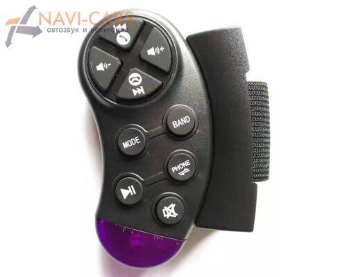 Пульт на руль (кнопки на руль для автомагнитол с ИК датчиком)