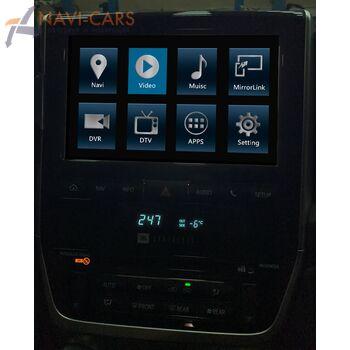 Навигационный блок Radiola RDL-701 для Toyota Land Cruiser 200 2005-2009 Android 6.0