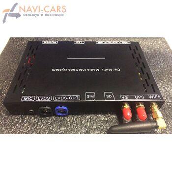 Навигационный блок Radiola RDL-217 для Volkswagen Touareg Android 6.0
