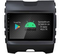 Roximo RI-1712 для Ford Edge II 2015-2018 на Android 9.0