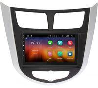 Hyundai Solaris I 2011-2017 на Android 6.0.1 (A55TWY7S61R-RP-HDSL-19)
