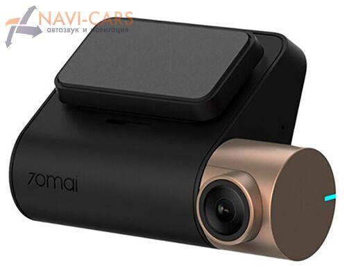 Видеорегистратор скрытой установки Xiaomi 70mai Dash Cam Lite + GPS модуль FullHD 1080p Wi-Fi