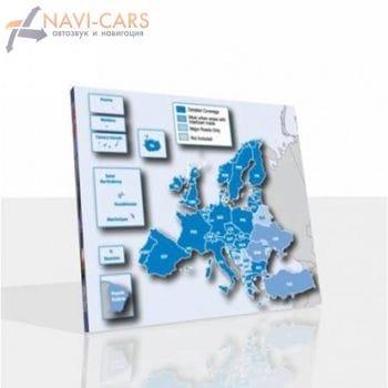 Навигационная програма СитиГид для платформы Windows CE или Android
