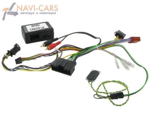 Адаптер руля для автомобилей Ford Focus, C-Max от 11 г.в. (с большим дисплеем)