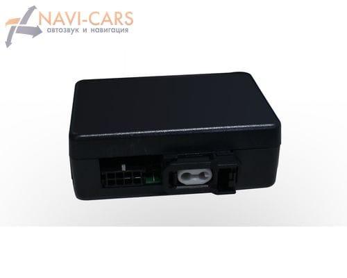 Контроллер усилителя оптики MOST для Mercedes (HARMAN KARDON) /Porsche (BOSE) /BMW (LOGIC 7)