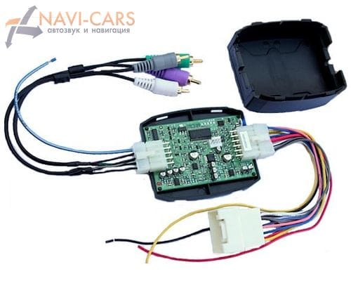 Контроллер усилителя Intro AMP-TY02 для Lexus