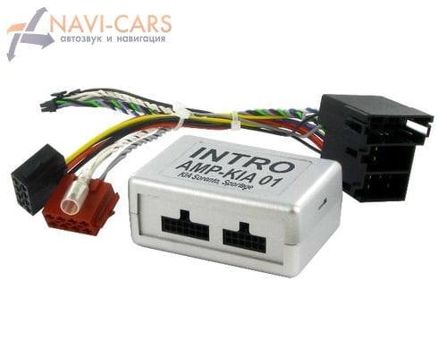 Контроллер усилителя Intro AMP-KIA01 для Hyundai