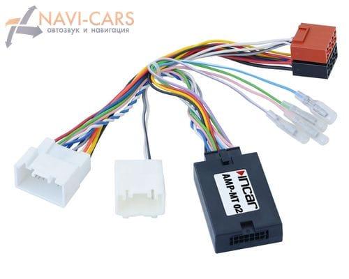 Контроллер усилителя Intro AMP-MT02 для Citroen
