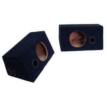 Универсальный короб под акустику с фазоинвертором (круг)