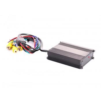 Переключатель видеосигнала камер переднего и заднего вида AVIS AVS02TS