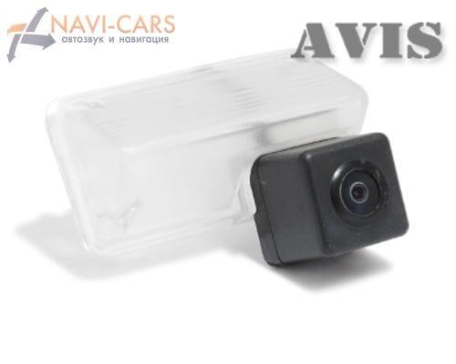 Камера заднего вида (CCD) AVIS AVS321CPR для Toyota Camry VII (от 2012)