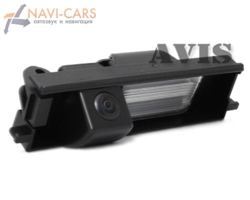 Камера заднего вида (CCD) AVIS AVS321CPR для Toyota RAV4