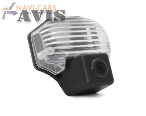 Камера заднего вида (CCD) AVIS AVS321CPR для Toyota Corolla 300N/MC (2006-2013) / Auris