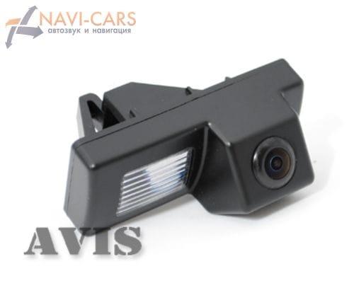 Камера заднего вида (CCD) AVIS AVS321CPR для Toyota LC 100/ LC 200 (от 2012)/ LC PRADO 120 (без запасного колеса на задней двери)