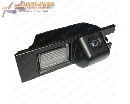 Камера заднего вида Intro VDC-024 для Opel Astra J hatchback / H / Insignia / Vectra C / Zafira B