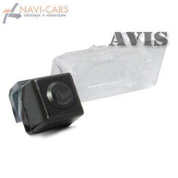 Камера заднего вида (CCD) AVIS AVS321CPR для Audi A1/A4 (от 2008)/A5/A7/Q3/Q5/TT