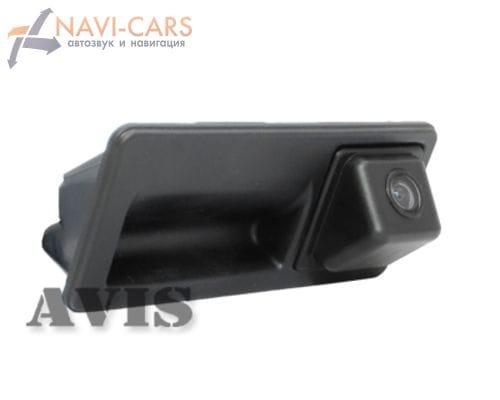 Камера заднего вида (CCD) AVIS AVS321CPR для Audi A1/A4/A5/A7/Q3/Q5 (в ручку багажника)