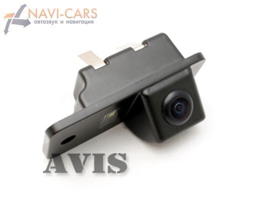 Камера заднего вида (CCD) AVIS AVS321CPR для Audi A3/A4(2001-2007)/A6/A6 AVANT/A6 ALLROAD/A8/Q7