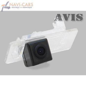Камера заднего вида (CMOS) AVIS AVS312CPR для Audi A1/A4 (от 2008)/A5/A7/Q3/Q5/TT