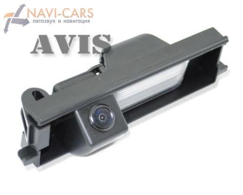 Камера заднего вида (CCD) AVIS AVS321CPR для Chery Tiggo