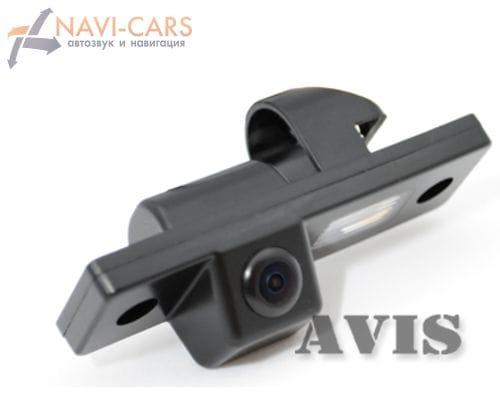 Камера заднего вида (CCD) AVIS AVS321CPR для Chevrolet Aveo / Captiva / Epica / Cruze / Lacetti / Orlando / Rezzo