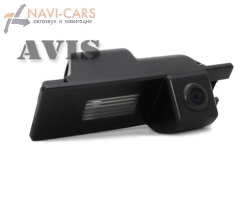 Камера заднего вида (CCD) AVIS AVS321CPR для Chevrolet Cobalt / Malibu (от 2012)