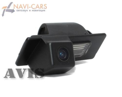 Камера заднего вида (CCD) AVIS AVS321CPR для Chevrolet Aveo II (от 2012) / Cruze Hatchback